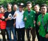HMJ Peternakan Turut Andil Dalam Karnaval Sapi Di Bone